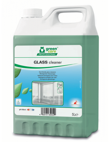 Glass & Window Cleaner,  5 l -...